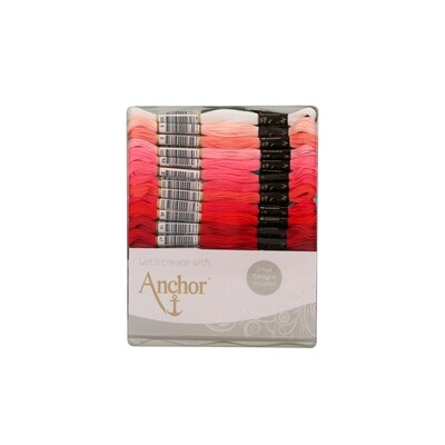 Anchor Excellence Assortment - Anchor Stranded Cotton 80 Skeins