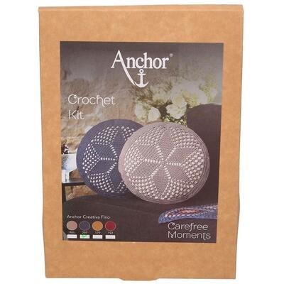 Carefree Moments - Cushion Crochet Kit