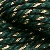 Anchor Pearl Cotton Metallic #07683