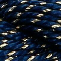 Anchor Pearl Cotton Metallic #07150