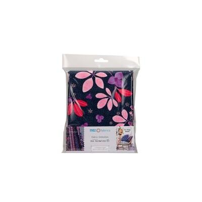 Pre-Cut Cotton - Dee Hardwicke - Spring Blossom - Night (100 x 145 cm)