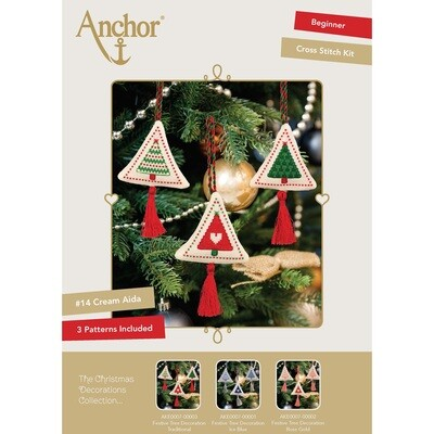 The Christmas Decorations Collection - Festive Tree Decoration Traditional