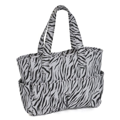 Craft Bag - Zebra