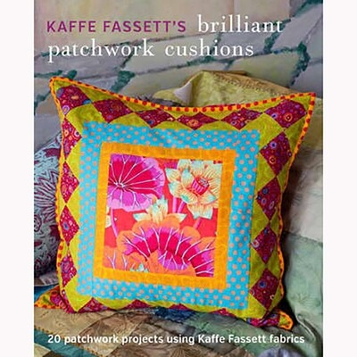 Kaffe Fassett's Brilliant Little Patchwork Cushions
