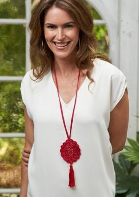 Modelo Mandala Necklace
