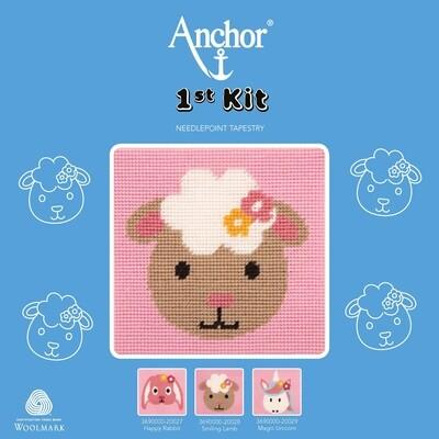 Anchor 1st Kit - Smiling Sheep
