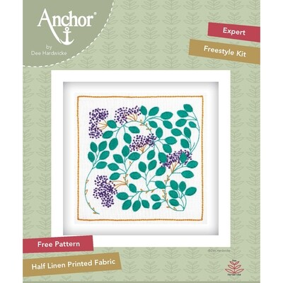 Anchor by Dee Hardwicke - Hedgerow Berries Freestyle Kit