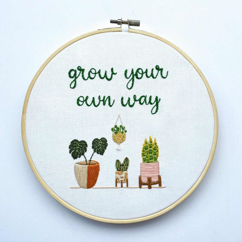 Modelo Grow Your Own Way