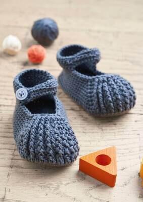 Modelo Blue Booties