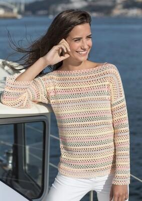 Modelo Sweet Sunset Sweater