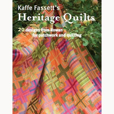 Kaffe Fassets Heritage Quilts