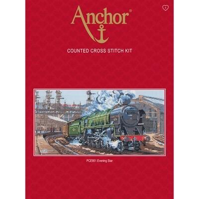 Anchor Essentials Cross Stitch Kit - Evening Star