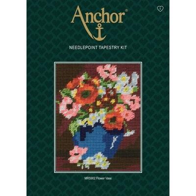 Anchor Starter Tapestry Kit - Flower Vase