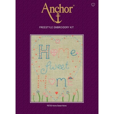Anchor Starter Freestyle Kit - Home Sweet Home