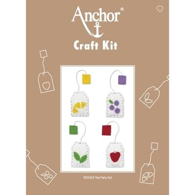 Anchor Craft Kit - Tea Party Set