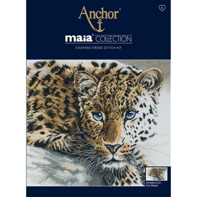 Maia Cross Stitch Kit - Rare Beauty
