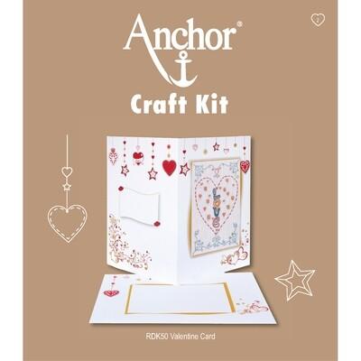 Anchor Craft Kit - Valentine Card