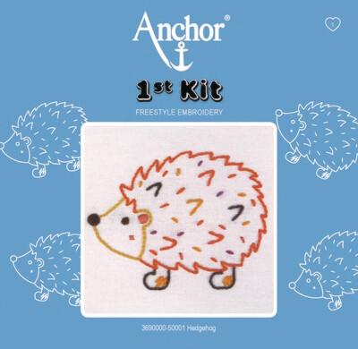 Anchor 1st Kit - Freestyle Hedgehog