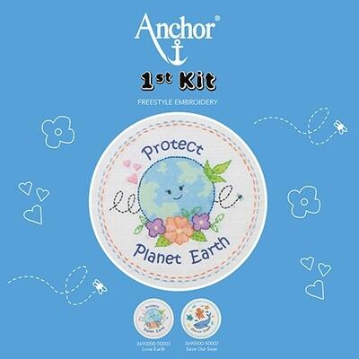Anchor 1st Kit - Ama a Terra
