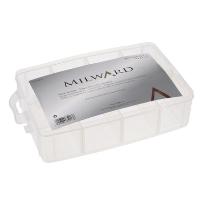 Stack and Store Deep Tray with Dividers
