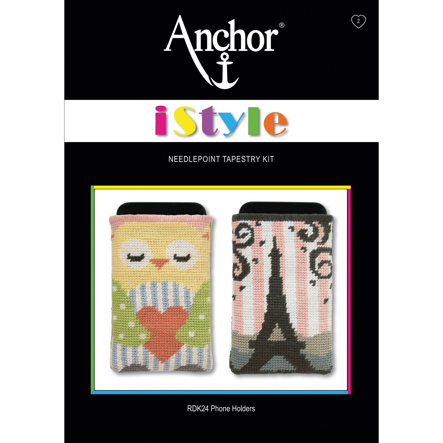 Anchor iStyle - Tapestry Phone Holders