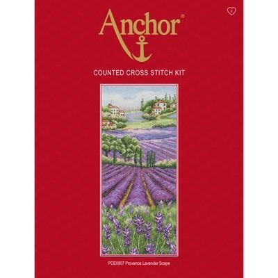 Anchor Essentials Cross Stitch Kit - Provence Lavender