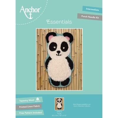 Anchor Essentials Punch Needle Kit - Panda