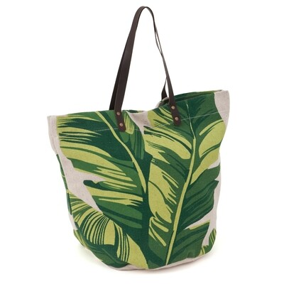 Craft Bucket Bag - Tropical