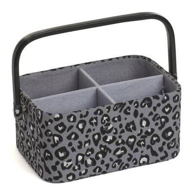 Craft Organiser - Leopard