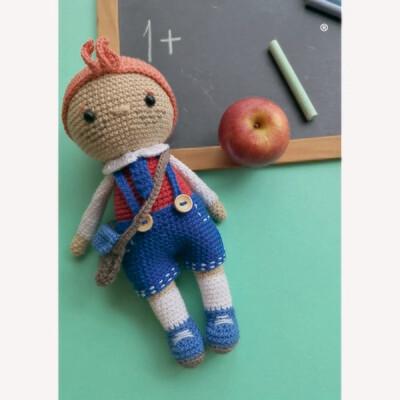 Modelo António, o Pequeno Estudante