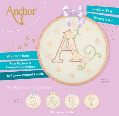The Baby Letters Collection - Baby Letters