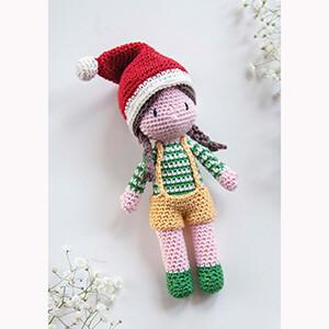 Modelo Boneca Elfo