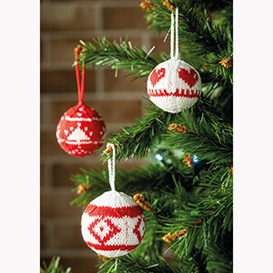 Modelo Bolas de Natal Modernas