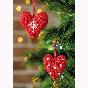 Modelo Doces Corações de Natal