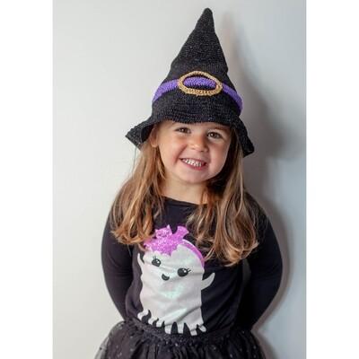 Chapéu de Bruxa de Halloween