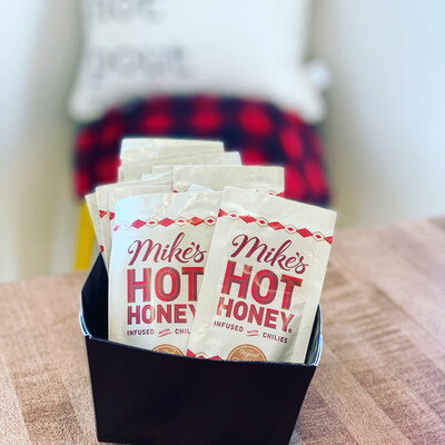 Mikes Hot Honey Packet