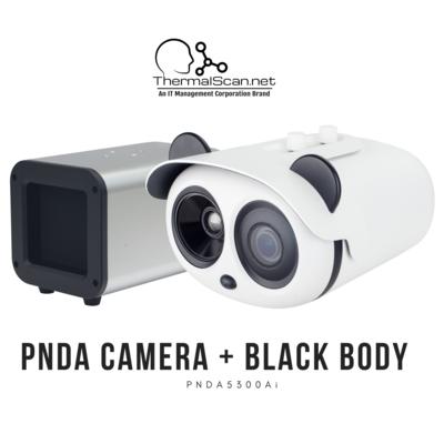 PNDA Thermal Camera + BlackBody
