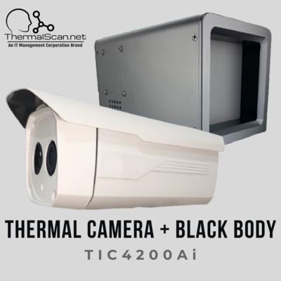 Thermal Imaging Camera + Black Body
