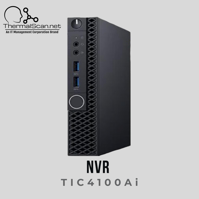 NVR for Thermal Imaging Camera