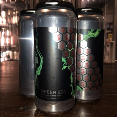 3 Sons - Green Sea Gose (4-Pack)