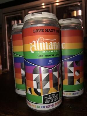 Almanac Love IPA (4-pack)