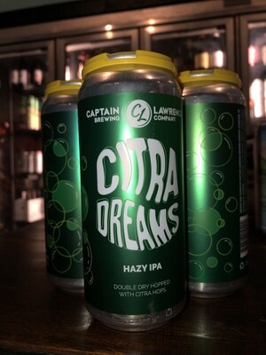 Captain Lawrence Citra Dreams (4-pack)
