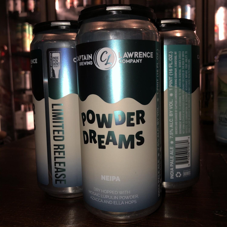 Captain Lawrence - Powder Dreams IPA (4-pack)
