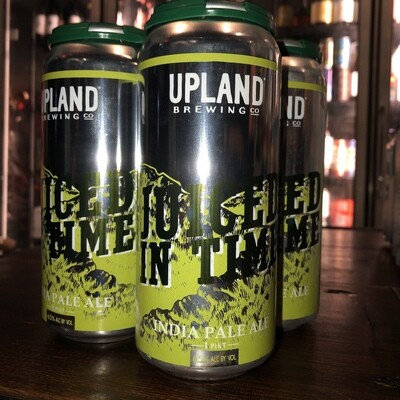 Upland Brewing - Juiced In Time IPA (4-pack)
