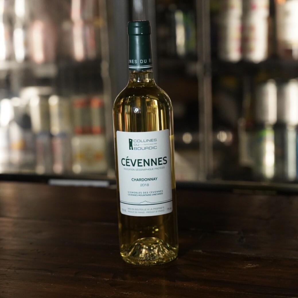 Collines du Bourdic - Cevennes Chardonnay 2018