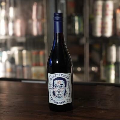 Delinquente Wine Co - Bullet Dodger 2019 - Montepulciano