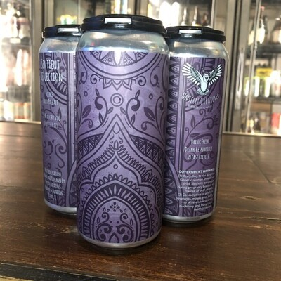Unseen Creatures - Sentient Reflection West Coast Inspired DIPA - (4-pack)