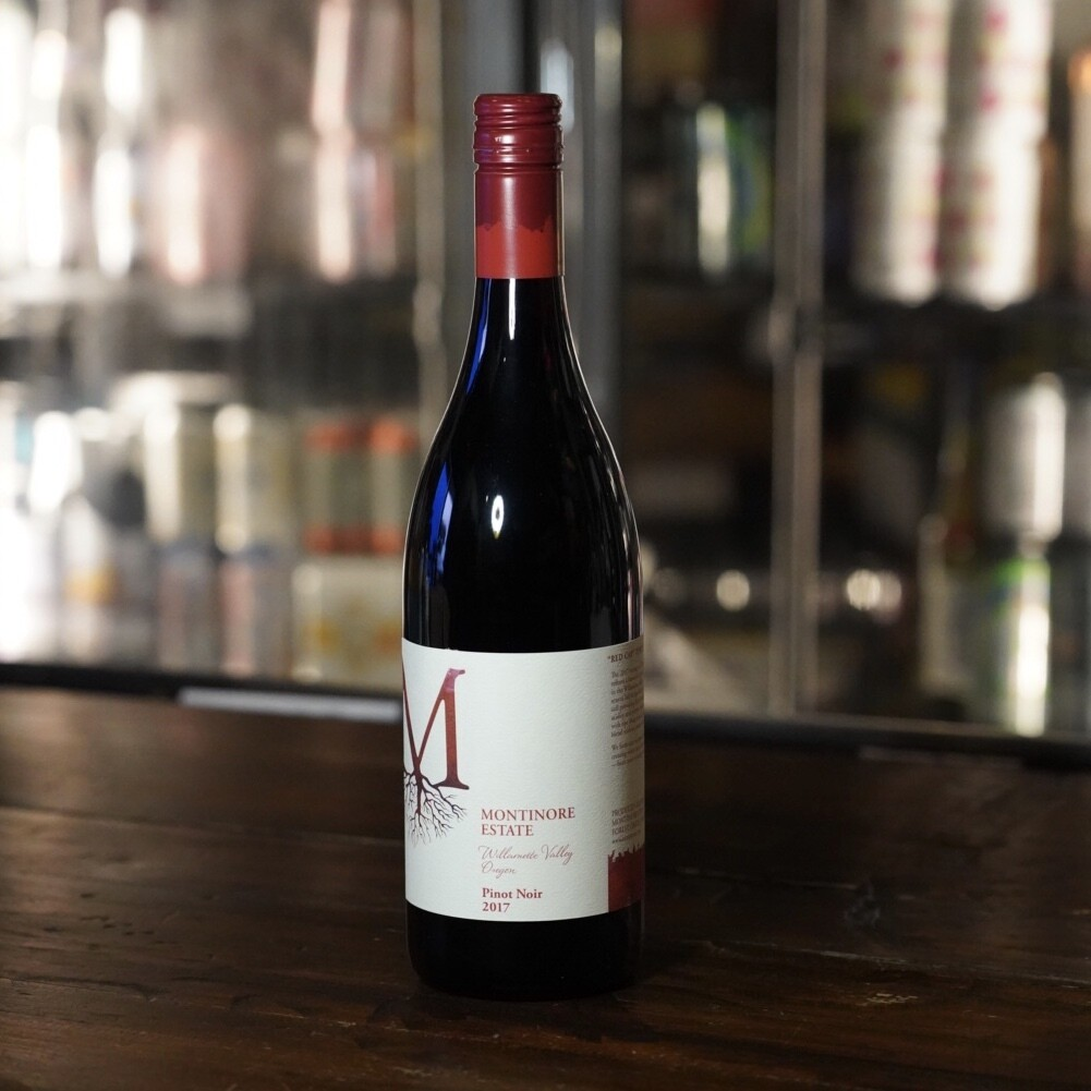 Montinore Estate - Red Cap Pinot Noir 2017