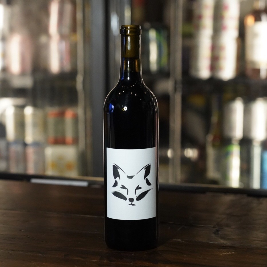Inconnu- California Katsune Red Blend 2018