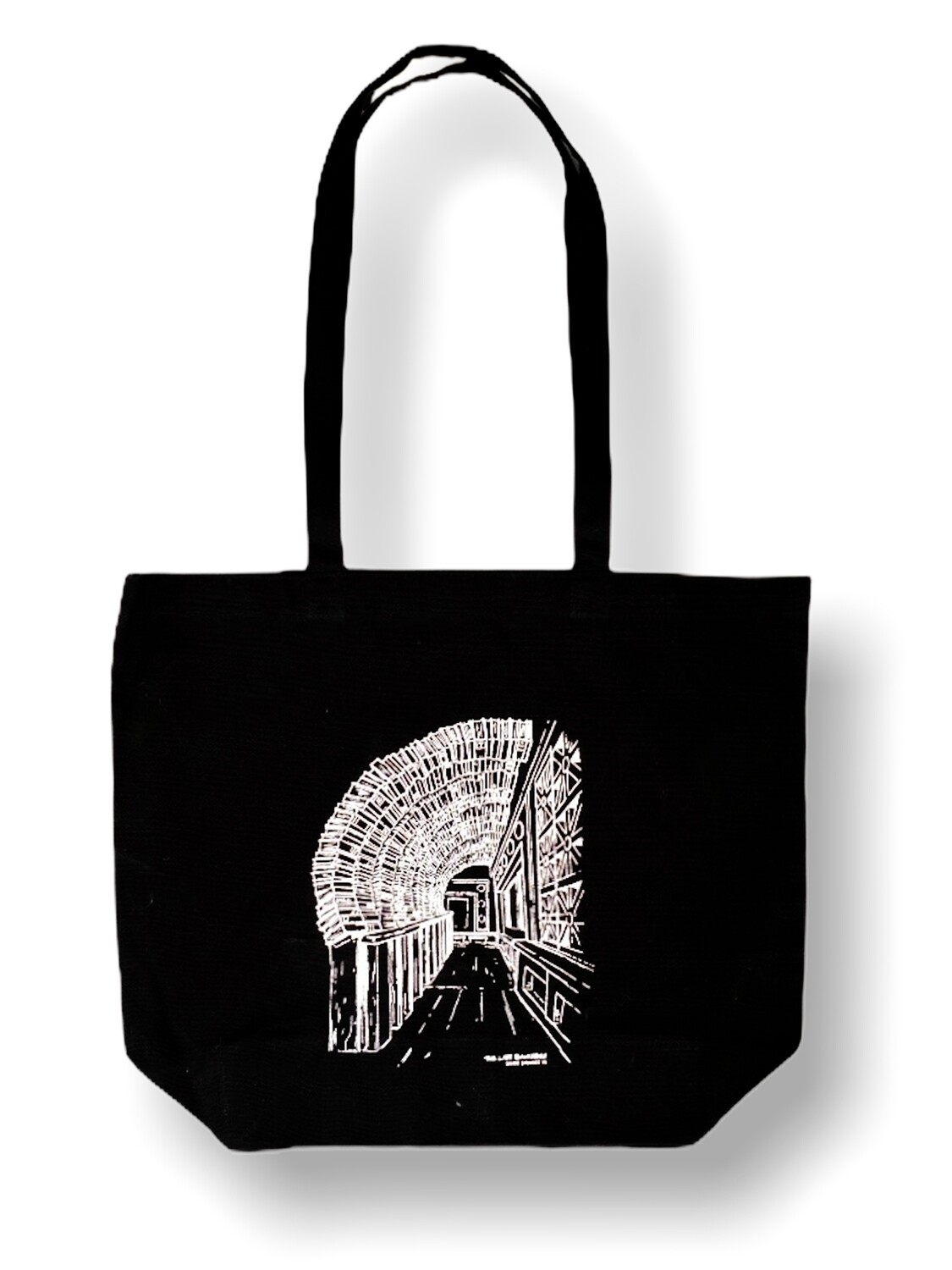 Tote - Tunnel, Black